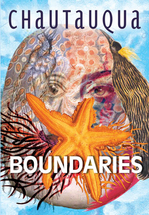 cover image of Boundaries (Chautauqua Literary Journal vol. 17)