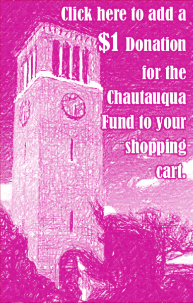 Click here to add a $1 donation for the CHQ Fund to your cart